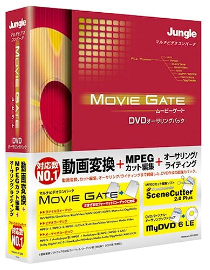 マガジンウェイド威するMovie Gate DVDオーサリングパック