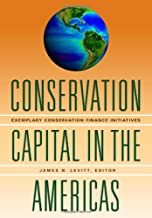 conservation capital in the americas