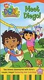 Dora the Explorer - Meet Diego [VHS]