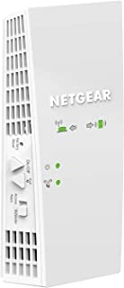 NETGEAR WiFi Mesh Range Extender EX6250 - Coverage up to 1500 sq.ft. and 25 devices with AC1750 Dual Band Wireless Signal Booster & Repeater (up to 1750Mbps speed), plus Mesh Smart Roaming
