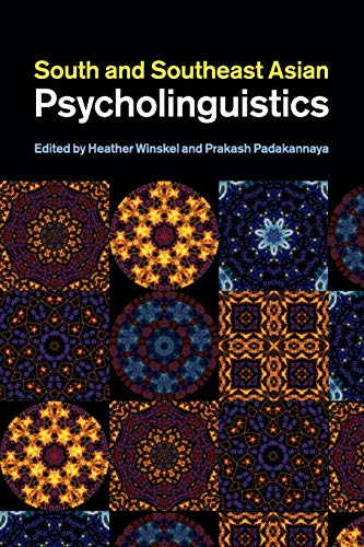 Compare Textbook Prices for South and Southeast Asian Psycholinguistics  ISBN 9781108790390 by Winskel, Heather,Padakannaya, Prakash