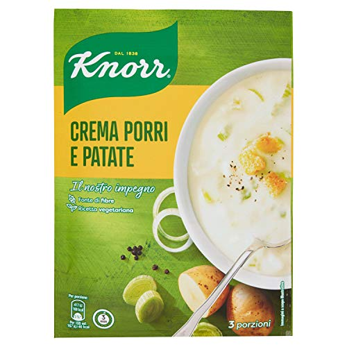 Knorr Crema con Porri e Patate - 90 g
