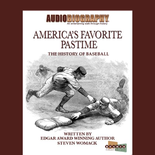 America's Favorite Pastime audiobook cover art