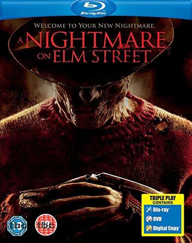 Nightmare On Elm Street (Blu-Ray + Dvd) [Edizione: Regno Unito] [Reino Unido] [Blu-ray]