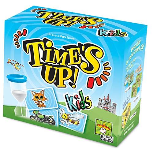 Repos Production-Times Up Kids 1 (TUK1-SP01 /TUK01ES)