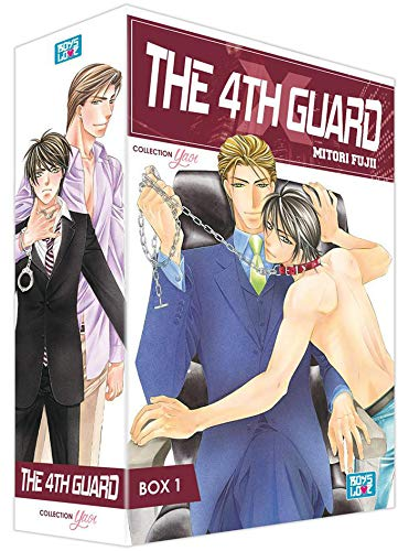 The 4th Guard - Tomes 1 à 3 - Pack Mangas (Livres) - Yaoi