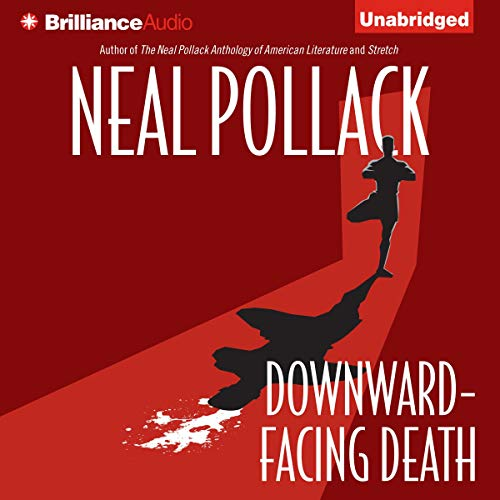 Downward-Facing Death audiobook cover art