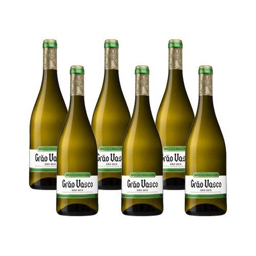 Grão Vasco Dão - Vino Blanco- 6 Botellas