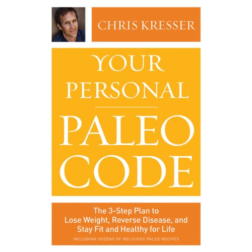 Your Personal Paleo Code audiobook cover art