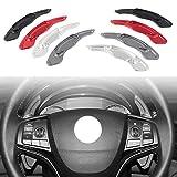 JYCX 2Pcs Auto Lenkräder Schaltpaddel, Für Honda Accord Spirior Odyssey Avancier Steering Wheel Schaltwippen Erweiterung Trimmen...