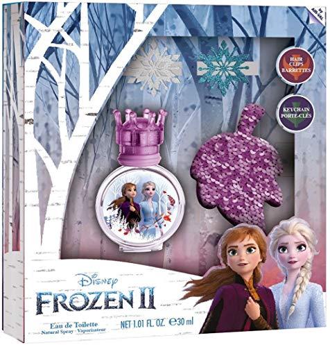 Frozen II EDT and Accessories Gift Set 30ml