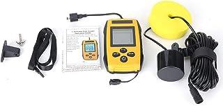 VGEBY1 Buscador de Peces inalámbrico, Sensor de sonda portátil Buscador de Peces Señuelo de Pesca de Alta definición Echo Sounder
