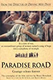 Paradise Road: The Screenplay of the Film