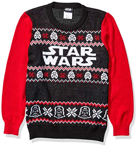 STAR WARS Boy's Ugly Christmas Sweater