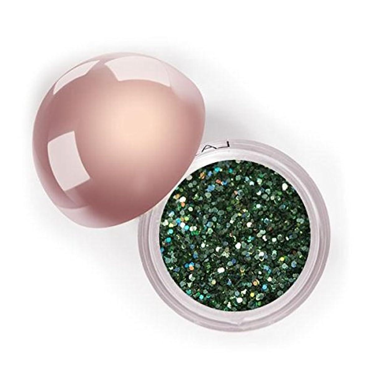 弾性牽引担保(3 Pack) LA Splash Crystallized Glitter - Appletini (並行輸入品)