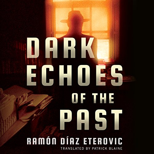 Dark Echoes of the Past audiobook cover art
