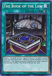 book of law yugioh