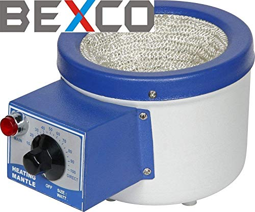 BEXCO Heating Mantle for Round Bottom Flask 110V 500ml