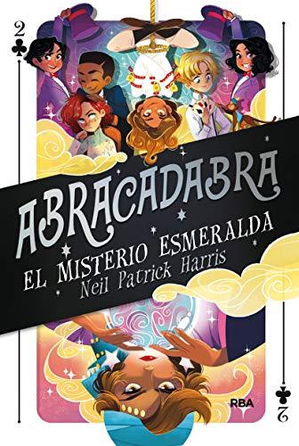Abracadabra 2. El misterio esmeralda (FICCIÓN KIDS)