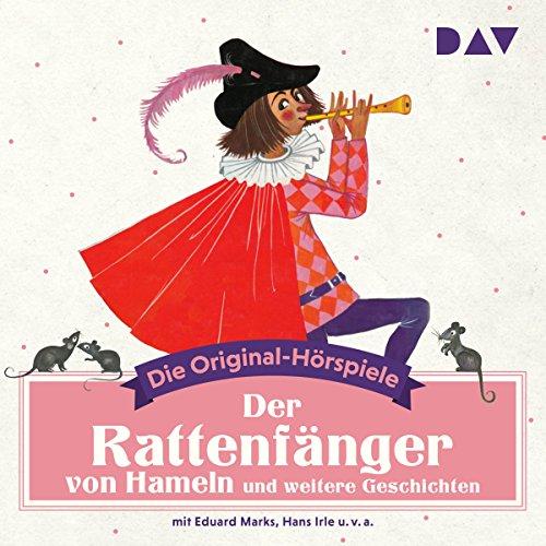 Der Rattenfänger von Hameln und weitere Geschichten audiobook cover art