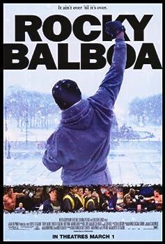Rocky Balboa Movie Poster  27 x 40 Inches - 69cm x 102cm   2006  Style C - Sylvester Stallone  Burt Young  Milo Ventimiglia  Geraldine Hughes  Antonio Tarver  by MG Poster