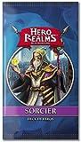 IELLO Hero Realms - Deck de Héros : Sorcier - Booster 15 Cartes VF