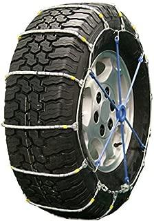 TireChain.com 3210 31x10.50-15 31 10.50 15 Cam Tire Chains w//Rubber Tensioners