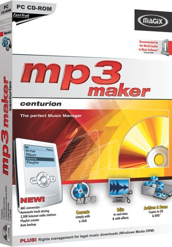 MP3 Maker Centurion