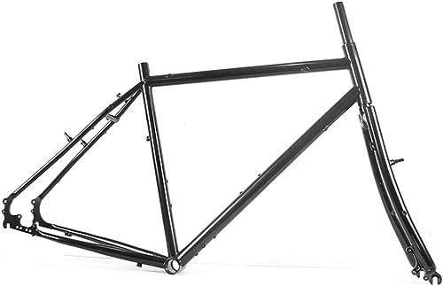 descuento de ventas en línea DL DL DL Marco para Bicicleta de Montaña Acero al Cromo molibdeno Fibra de ultraligeras 700C Marcos de Acero en Bruto  venta de ofertas