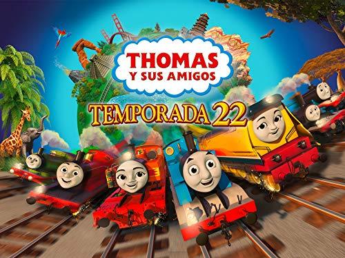 Thomas y Sus Amigos: Temporada 22