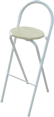 MYS C-K-P Tabouret Pliant Tabouret de Bar Maison Minimaliste Moderne à Manger Chaise Tabouret Haut Portable