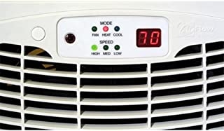 Air Flow 1000-0011 Breeze Ultra with Remote Control (Almond)