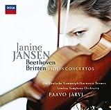 Beethoven & Britten Violin Concertos - anine Jansen