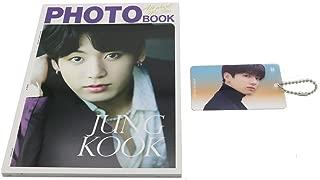 Bangtan Boys BTS New Photo Book with BTS Mini Photo Key Chain Card (Jungkook)