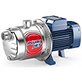 Self Priming Multi Stage Water Pump PLURIJET m4/100-N 1Hp 240V Pedrollo