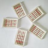 5x Organ Nähmaschinennadeln