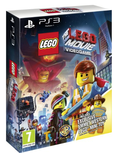 The Lego Movie Videogame - Western Emmet Minitoy Edition [Importación Inglesa]