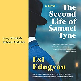 The Second Life of Samuel Tyne audiobook cover art