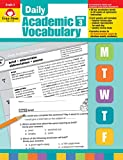 Evan-Moor Daily Academic Vocabulary Lessons for Grade 3 - 36 Weeks of Instruction Give Students an Expanded Vocabulary