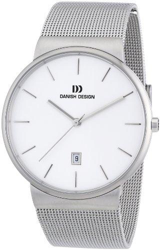 Danish Design Herren-Armbanduhr XL Analog Quarz Edelstahl 3314410