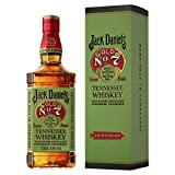 Jack Daniel's Sour Mash Tennessee Whiskey LEGACY EDITION No. 1 - GREEN DESIGN 43% Vol. 0,7l in Giftbox