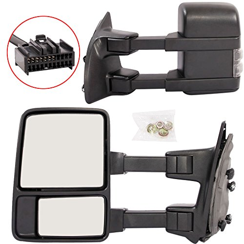 08 f250 towing mirrors - 9