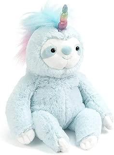 GUND Dazzle Slothicorn Plush Stuffed Toy, 9