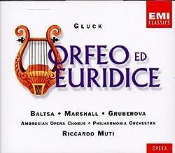 Orfeo Ed Euridice Muti