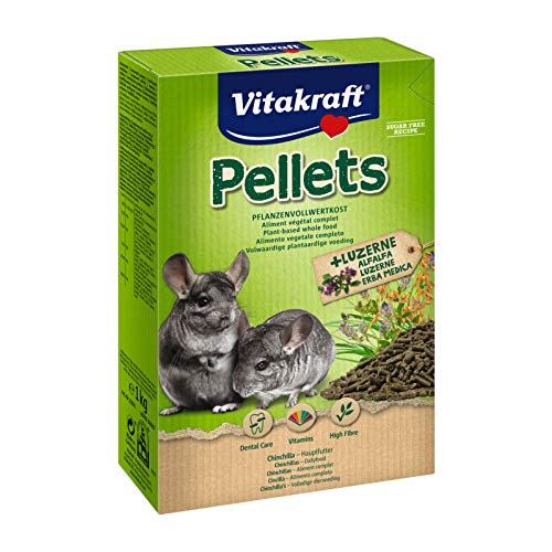 Vitakraft - Pellets Chinchillas (1 kg)
