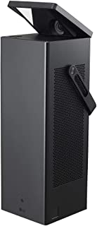 LG HU80KA 4K UHD Laser Smart TV Home Theater CineBeam Projector - 2500 Lumens (2018), Black