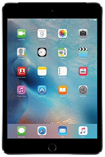 Apple iPad Mini 4 16GB 4G - Gris Espacial - Desbloqueado (Reacondicionado)
