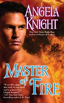 Master of Fire (Mageverse series Book 6) by [Angela Knight]