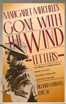 Paperback Margaret Mitchell's ''Gone with the Wind'' Letters, 1936-1949 Book