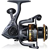TEMPO Sphera Spinning Reel, , High-tech Innovative Fishing Reel,9+1 BB, Lightweight, Durable & Sturdy, Incredibly Smooth, Powerful, Ultralight Spinning Reels…, sphera 4000